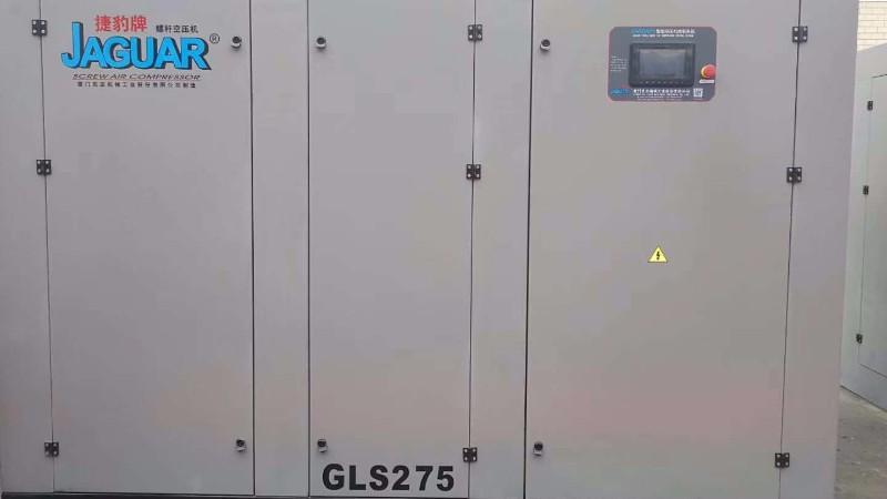 深圳空压机厂家介绍捷豹螺杆空压机的八种常见问题