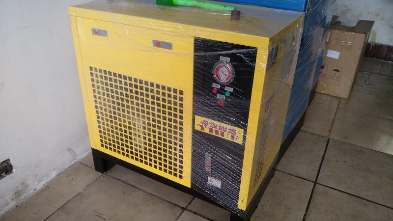 冷冻式干燥机(冷干机)的作业原理和优点