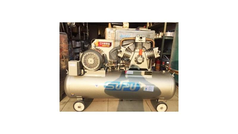 无油空压机常见故障及处理方法