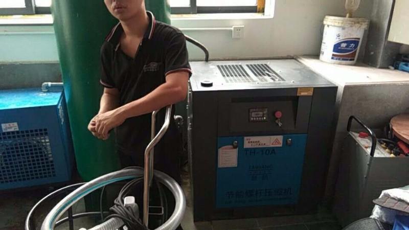 螺杆空压机不定期保养维修的后果