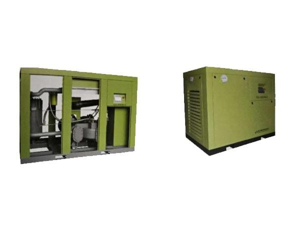 KLS双极永磁变频螺杆空压机