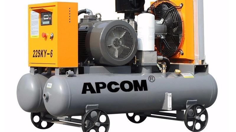 工矿用空压机选型时应该注意些什么?