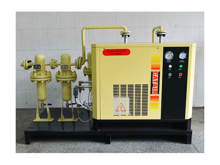盘点螺杆式空压机常见几大故障表现