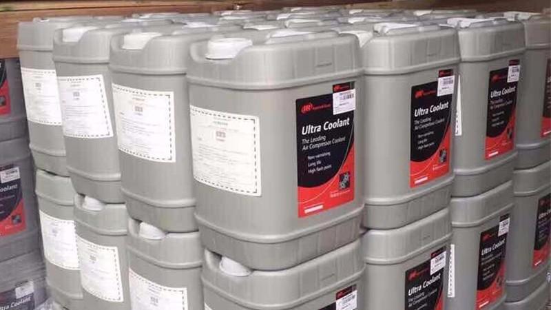 深圳空压机厂家教你如何判别英格索兰冷却液的质量