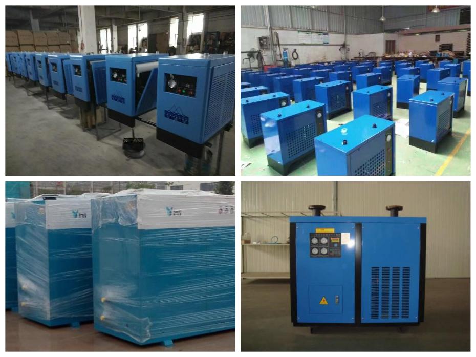 台湾三井龙(STL)冷冻式干燥机