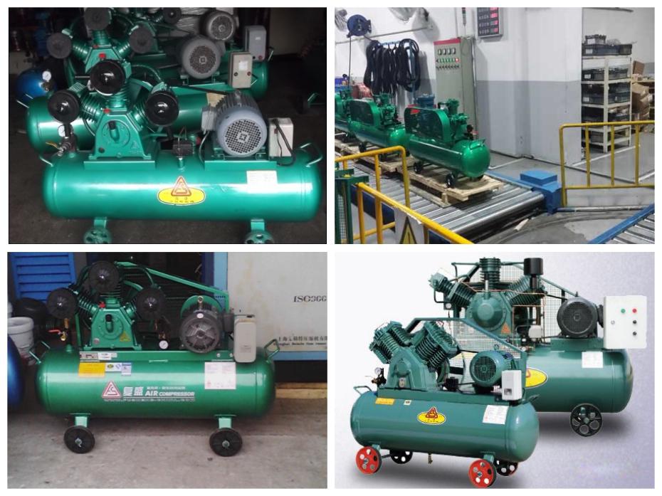 复盛FG系列微油活塞式空压机