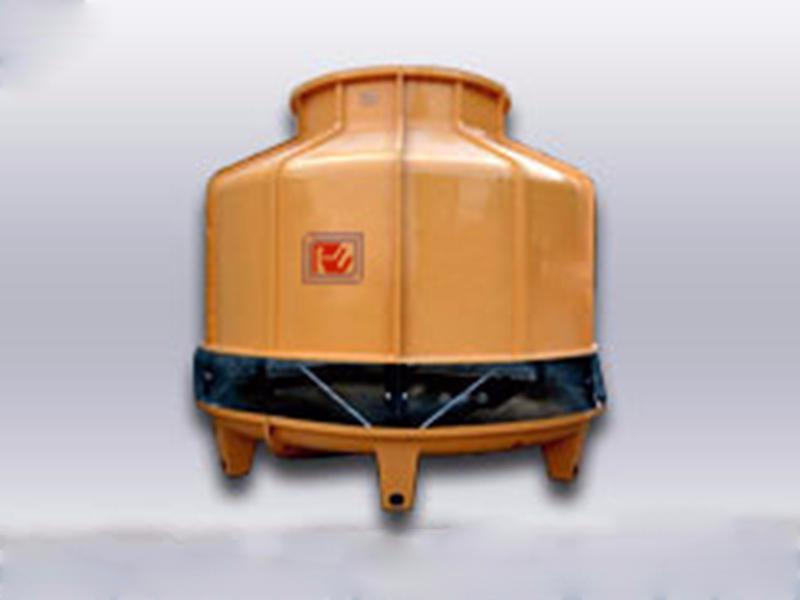 高温圆型冷却塔