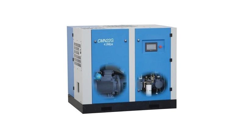 无油水润滑螺杆式空压机