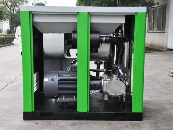 全无油水润滑永磁变频螺杆式压缩机