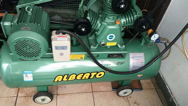 深圳活塞式AZ508/0.75HP空压机的特点