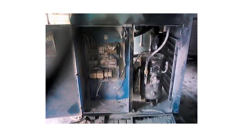 深圳又一家空压机起火,消防紧急出动,夏日高温空压机要做好降暑办法