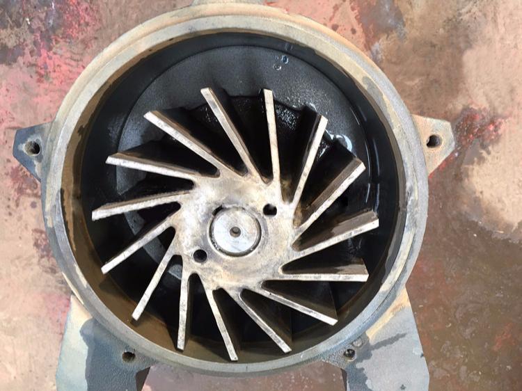 真空泵配件叶轮