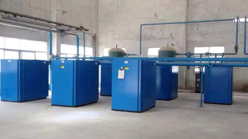 东莞数控设备公司与巨劲合作涡旋式空压机案例