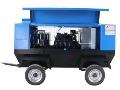 柴油移动式空压机安全性高,值得推荐!