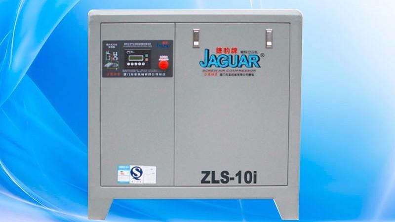 捷豹永磁变频螺杆空压机如何做到节能?